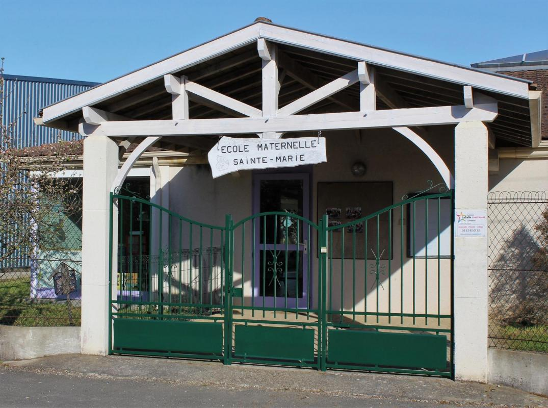 Ecole maternelle 1